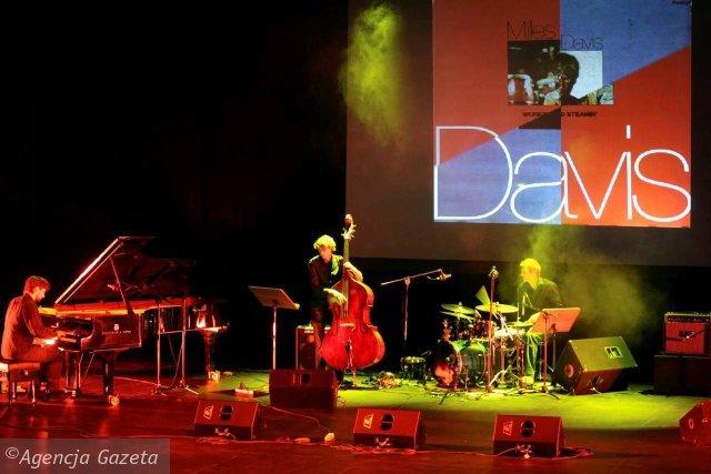 Polen SBT auf dem Miles Davis Festival in Kielce (Polen)
