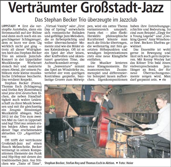 Artikel Lippstadt 2015