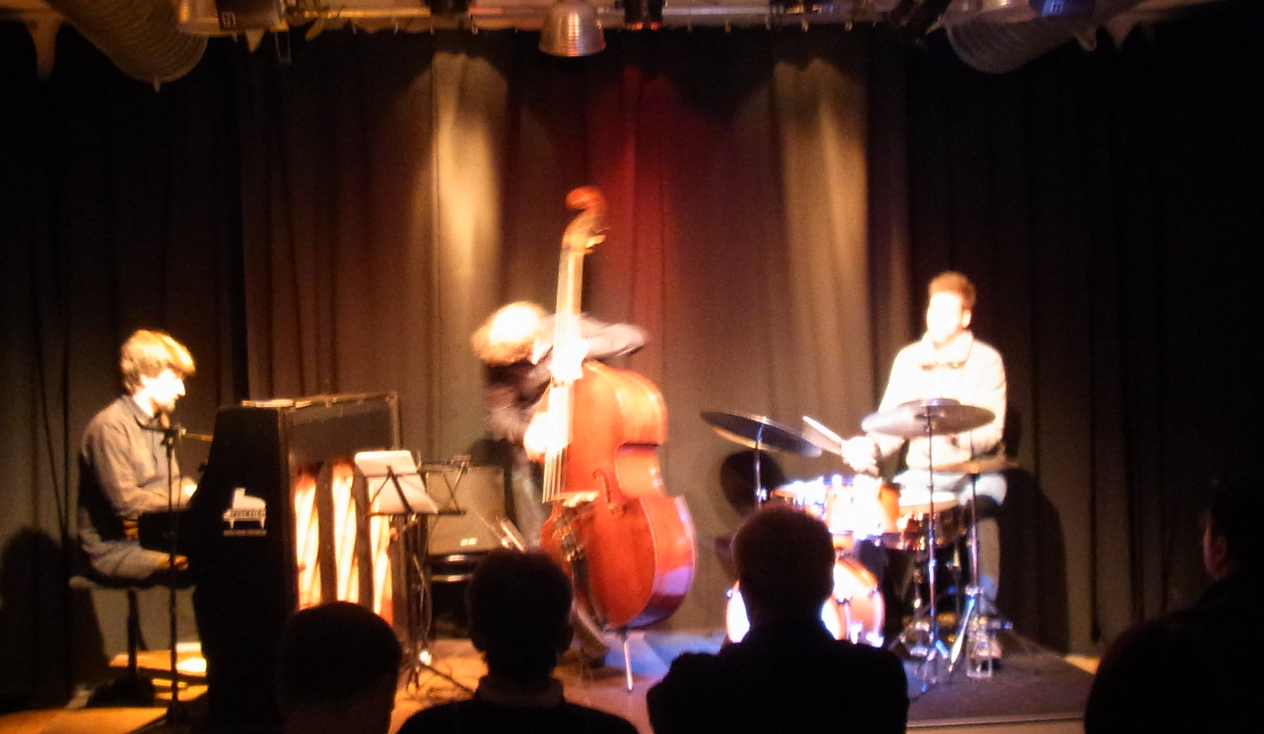 Stephan Becker Trio, München 2013