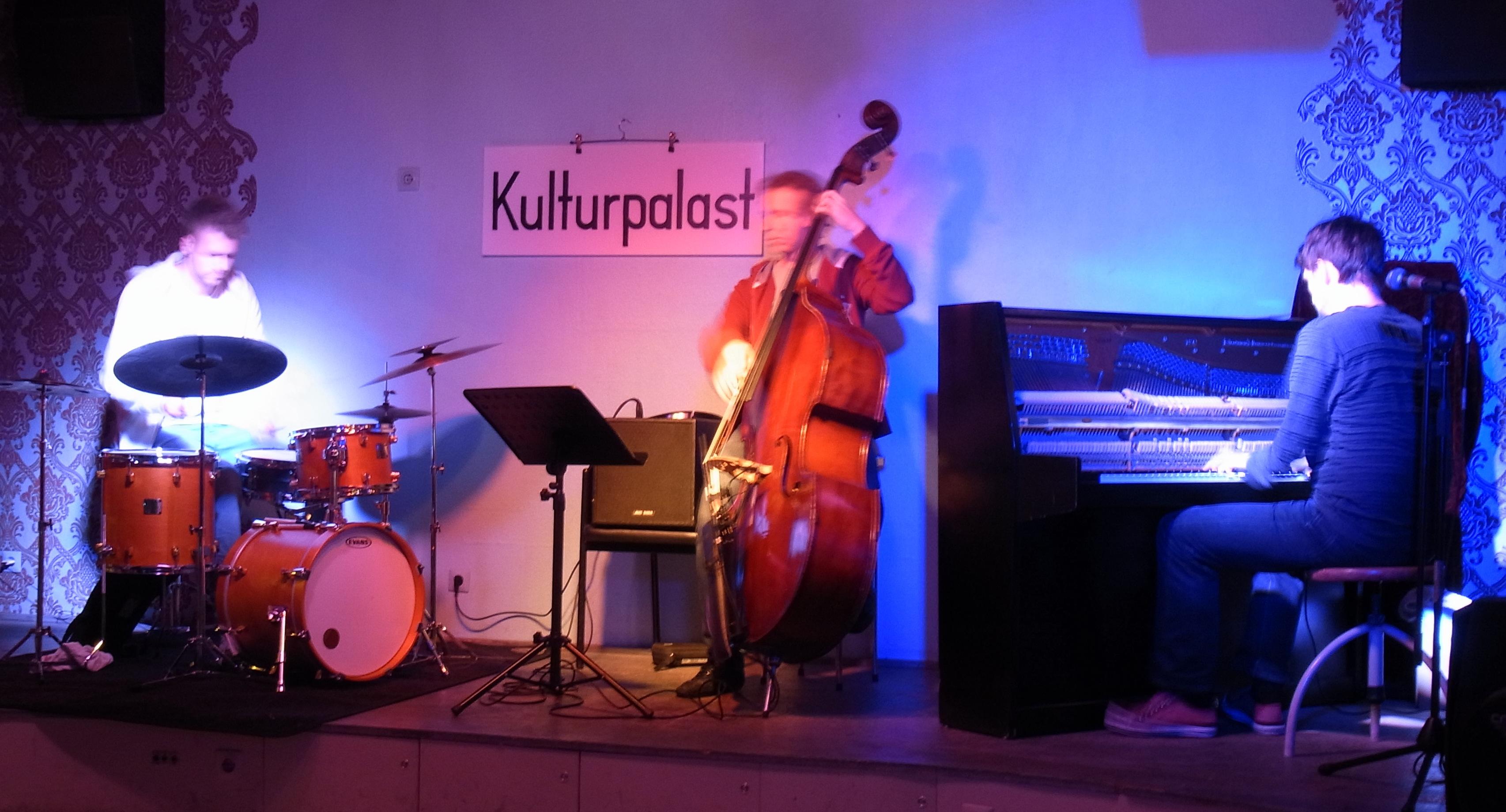 Stephan Becker Trio_Hannover 2013