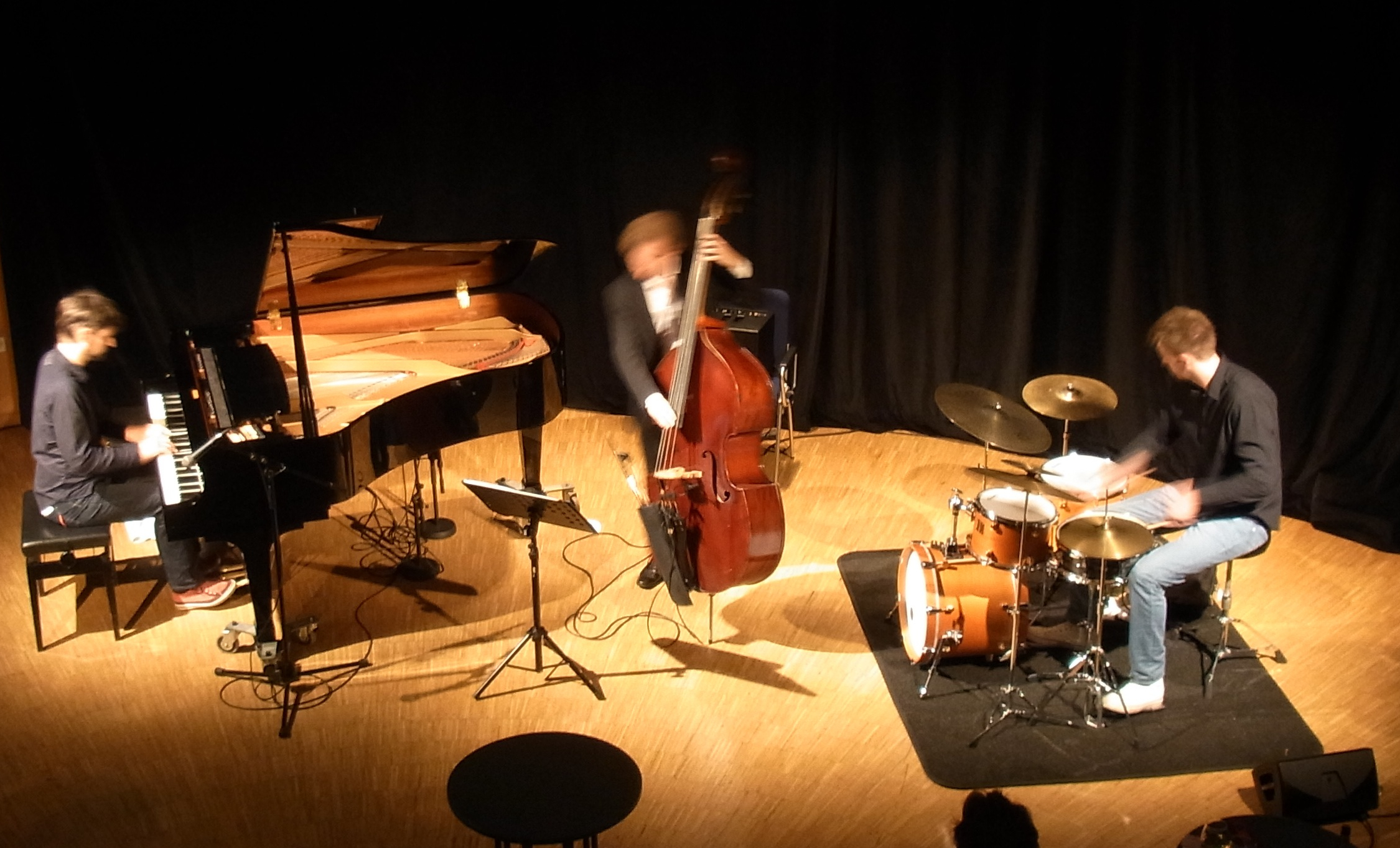 Stephan Becker Trio_Itzehoe 2013