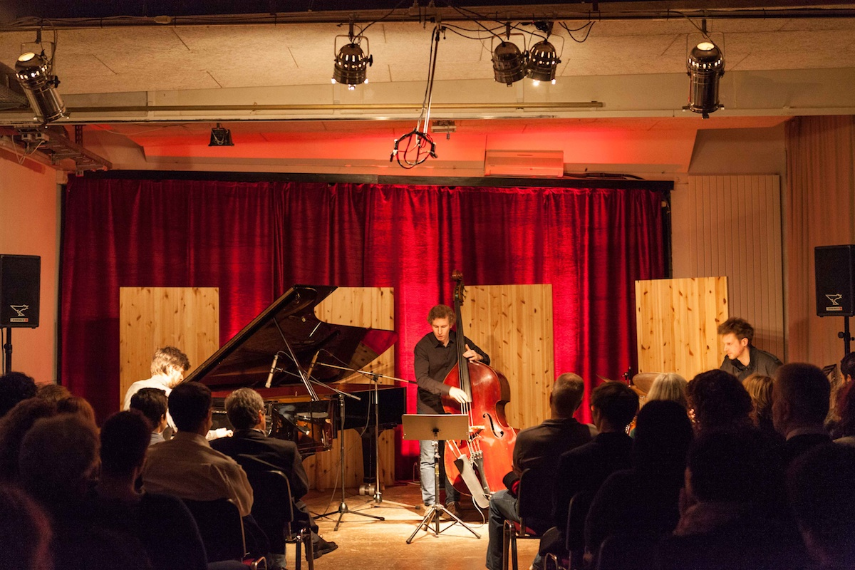 Stephan Becker Trio Köln 2013
