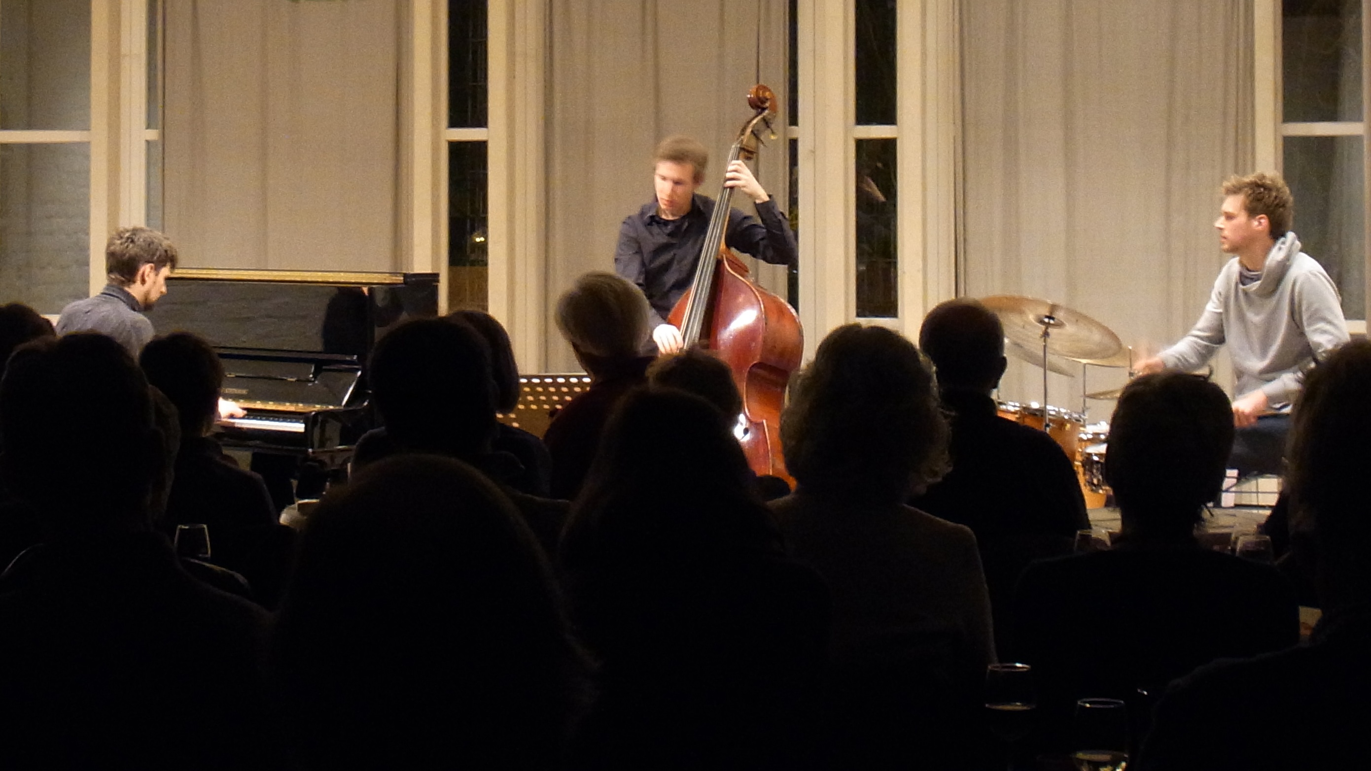 Stephan Becker Trio - Bad Oldesloe