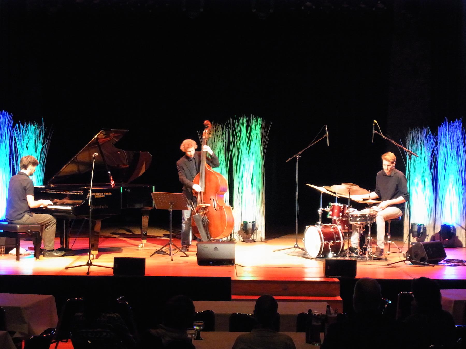 Schloß Großenhain 2014_Stephan Becker Trio