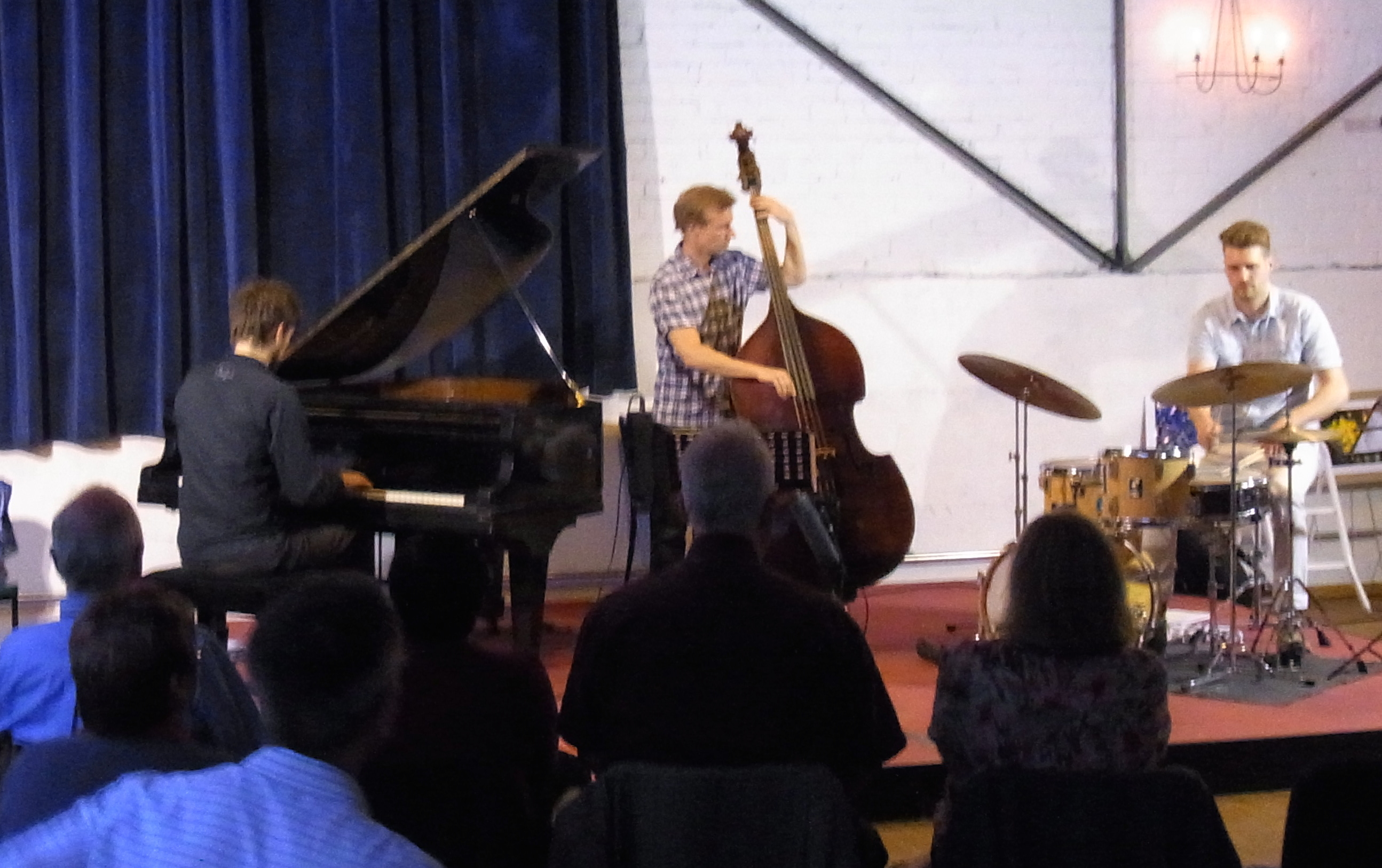 Stephan Becker Trio_Pulheim 2014