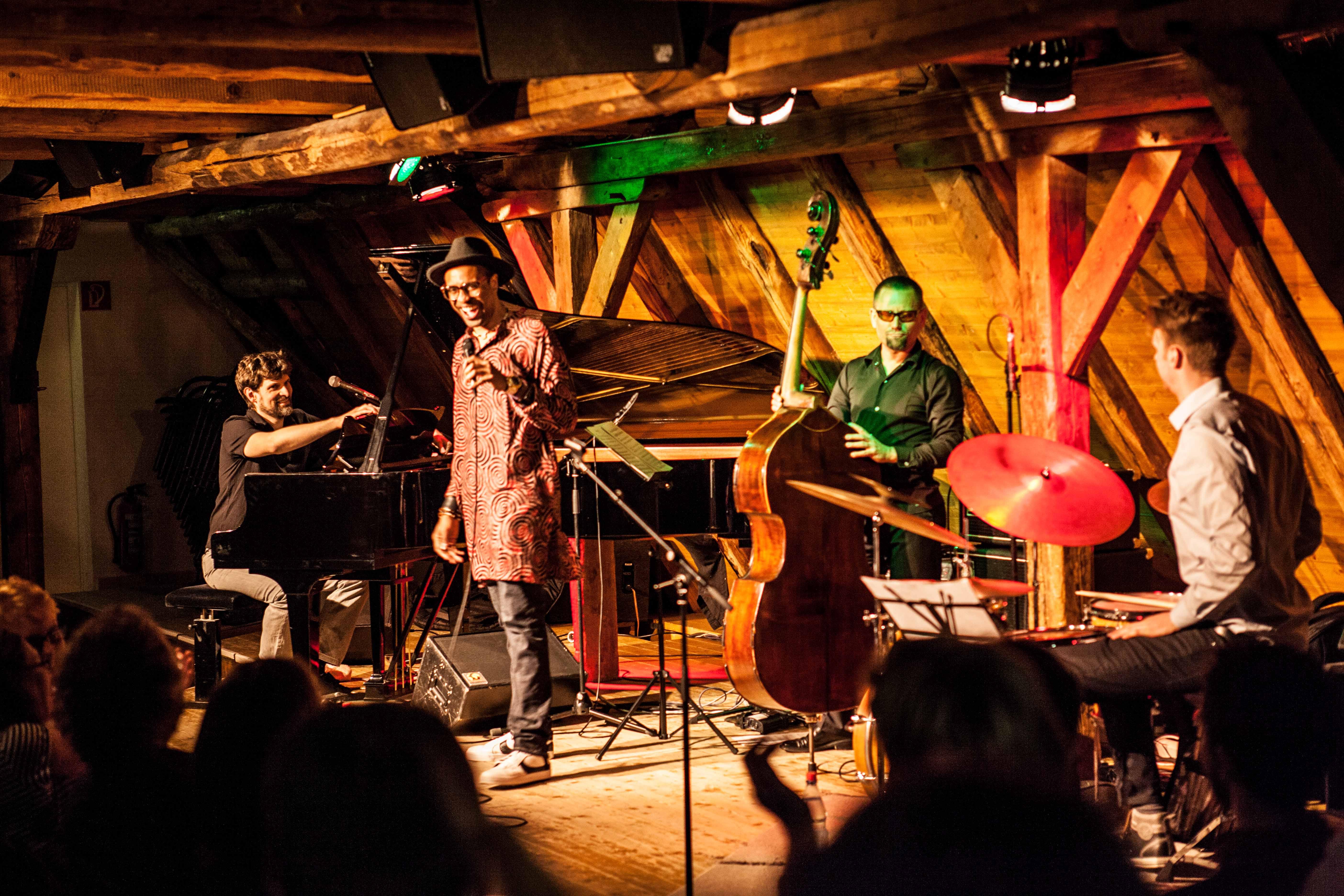 bei Jazzahead im KITO Bremen